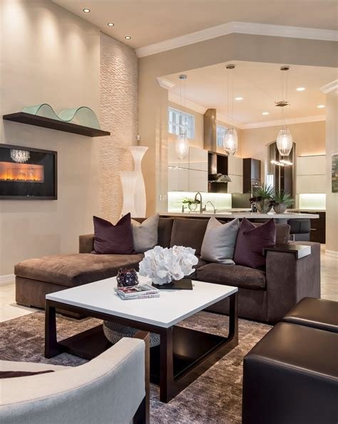 wool blend sofas living room contemporary with cushions