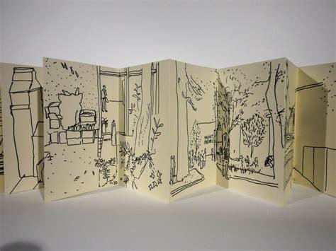 sketchbook ideas sketchbook drawing ideas concertina sketchbook journal