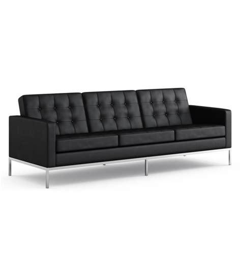 florence knoll 3 seater sofa milia shop