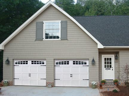 House With Garage Raynor Garage Doors Carriage House