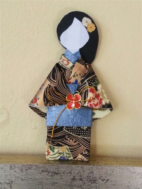 Origami Geisha - 17 best images about origami geisha doll inspiration on