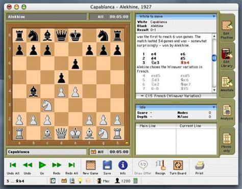 best chess software mac chess hiarcs 10