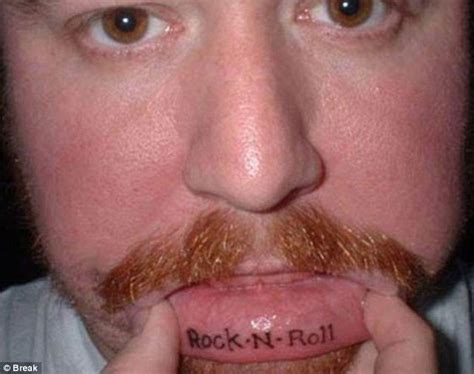 inner lip tattoo thinking of getting in sacramento stylz tattoos