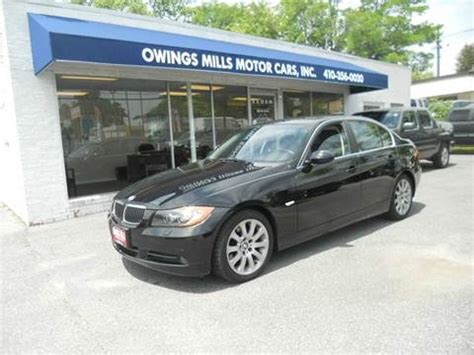 Bmw For Sale In Md by Bmw For Sale Owings Mills Md Carsforsale