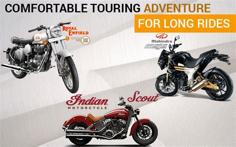 Most Comfortable Bikes by Most Comfortable Touring Motorcycles In India Sagmart