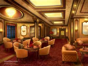 class lounge of titanic by novtilus on deviantart