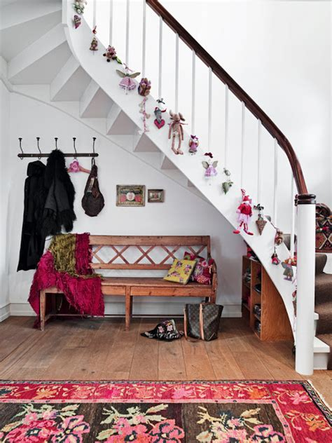 stairs decoration chloe s inspiration christmas decoration for your