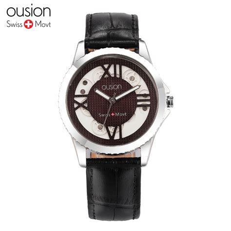 simple fashion ousion 3atm business wristwatch