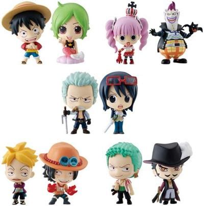 Figure Chibi One Sabo Series buy sell merchandise one blue deformeister petit mini figures estarland
