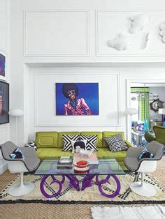 Funky Living Room Wallpaper by Future Home Plans On Bookshelves