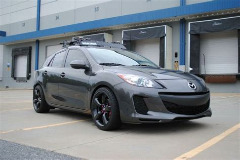 2008 Mazda 3 Roof Rack by Roof Racks Page 8 2004 To 2014 Mazda 3 Forum And