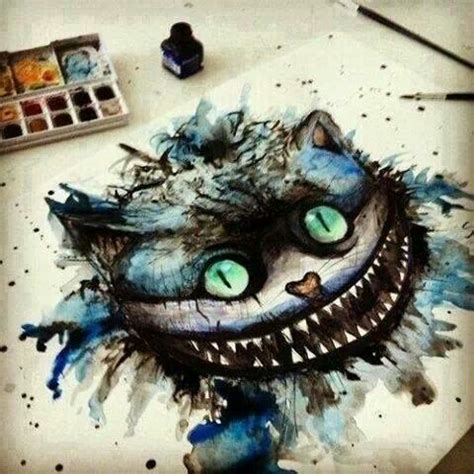 cool cat painting cool in watercolor