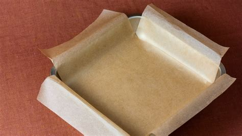 How To Make Parchment Paper - why you need pre cut baking paper in your