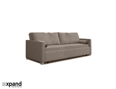 harmony king sofa bed with memory foam expand