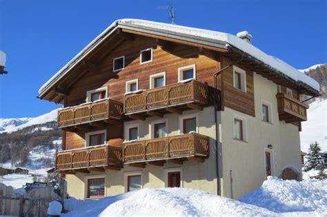 affitto appartamenti livigno casa vacanze a livigno in affitto inverno chalet ventaglio