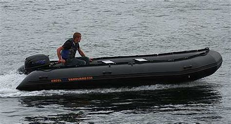 zodiac workboat excel vanguard xhd535 inflatable boat commercial workboat