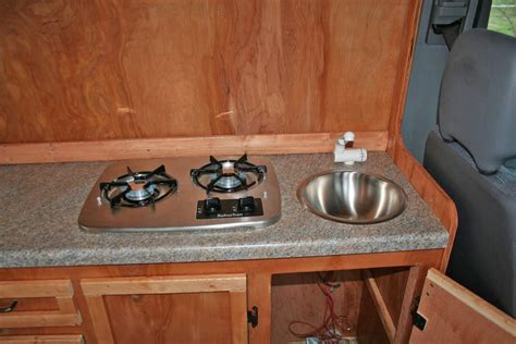 rv cabinets and cer van kitchen sink cer kitchen countertop