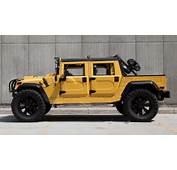 Rides Yellow Hummer H1 Adrian Toronto 20hz Audio