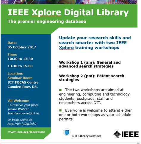 ieee xplore research papers dit library kevin get more from your ieee research