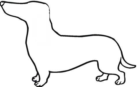 dachshund puppies coloring pages dachshund coloring page az coloring pages