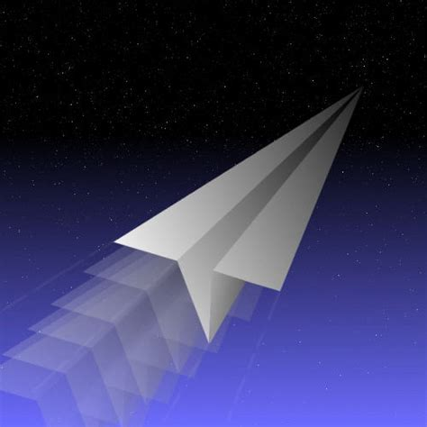 The Paper Airplane - mea list