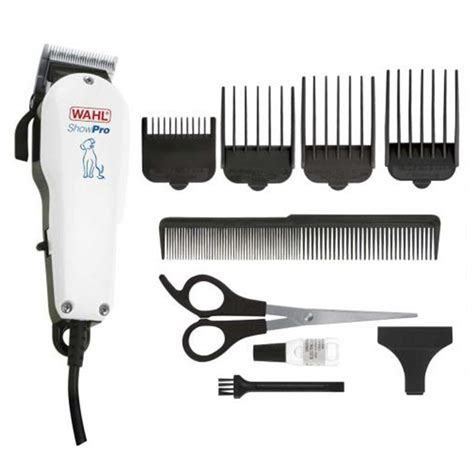 Pet Clipper Wahl Showpro Ori m 225 quina para tosa de animais wahl showpro clipper