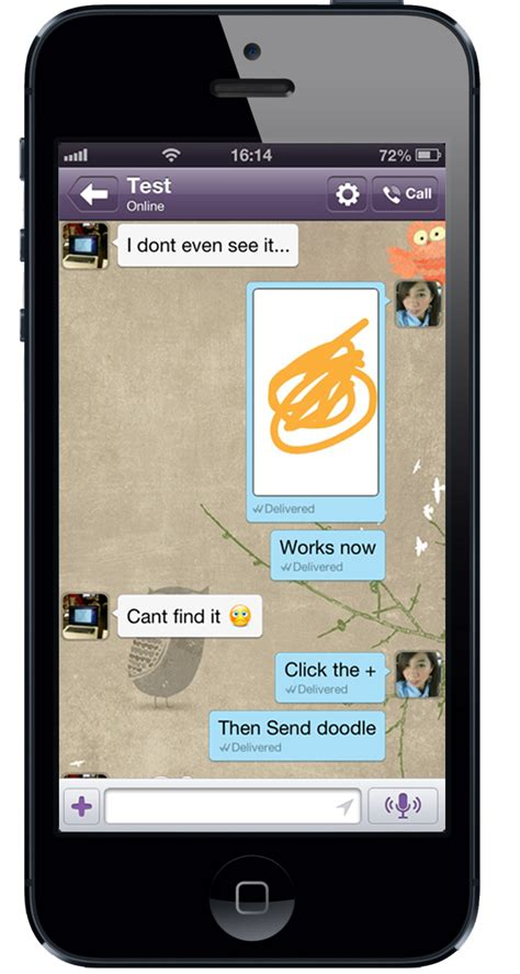 How To Search For On Viber How To On Iphone Viber Chats