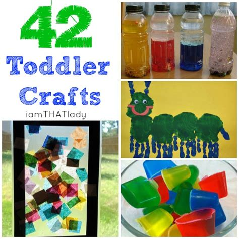 crafts toddlers easy easy toddler crafts