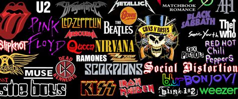 best classic rock classic rock collage www pixshark images