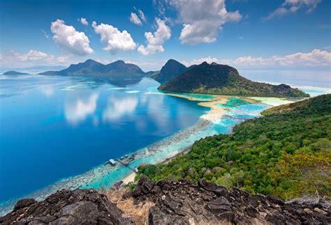 top  places  scuba dive  sabah borneo
