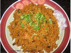 Chettinad Chicken Biriyani | Jopreetskitchen Lemon Rice Recipe South Indian Style