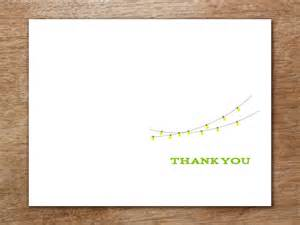 Reception Thank You Card Template by Card Templates For