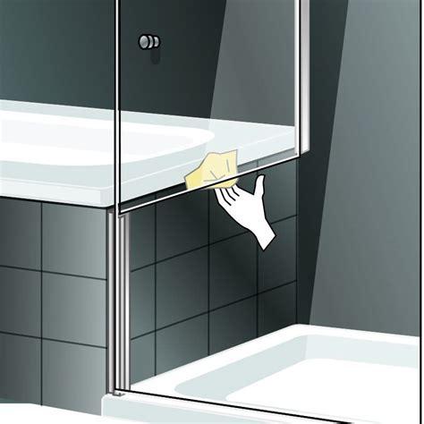 duschkabinen auf badewanne schulte masterclass dreht 252 r mit verk 252 rzter seitenwand