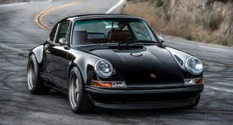 porsche singer black get lost in the black of singer s swiss porsche 911