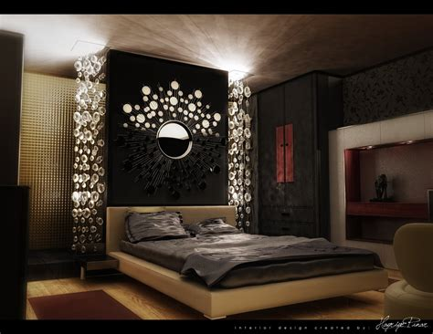 Master Bedroom Bed Design Modern Colorful Bedrooms