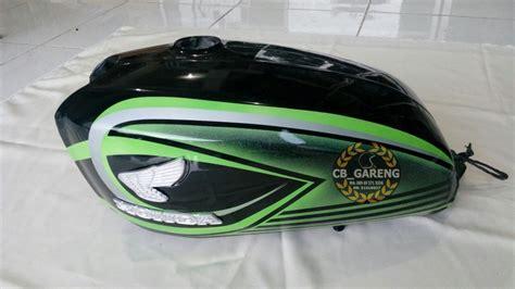Tangki Glatik Cb 100 tangki cb japstyle modifikasi motor japstyle terbaru