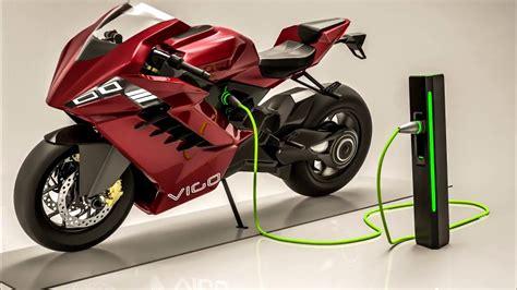 electric motorcycle  miles range