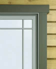 Window Treatment Solutions - a series casement with exterior trim flickr photo sharing