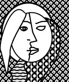 picasso coloring pages winged strawberry resources for parents and teachers