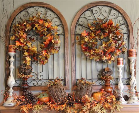 Tuscan Decorations For Home window decorating leaves and bay windows on pinterest idolza