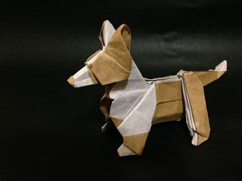 dogs in origami 30 breeds from terriers to hounds books origami dogs by steven casey milk