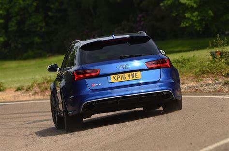 Audi Rs6 Uk 2016 audi rs6 avant performance uk review review autocar