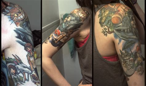 anime tattoos anime sleeves best design ideas