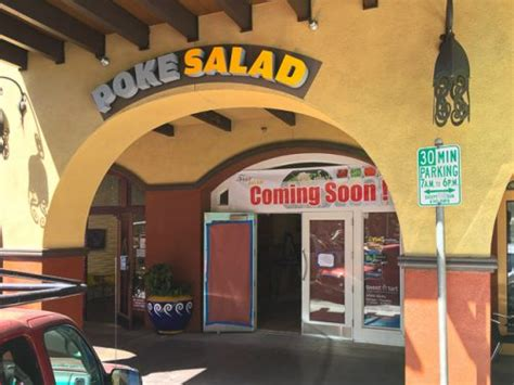 mikuni japanese restaurant sushi bar opening may 14th in the veranda in concord beyond the creek poke salad opening soon in concord beyond the creek