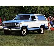 Ford Bronco 1980  Reviews Prices Ratings With Various Photos