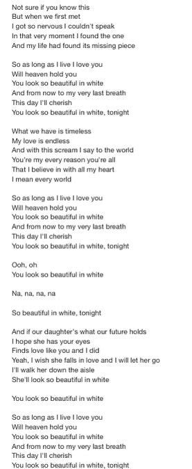 beautiful in white chord beautiful in white westlife song lyrics pinterest