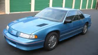 1993 chevrolet lumina z34 coupe 2 door 3 4l engine w