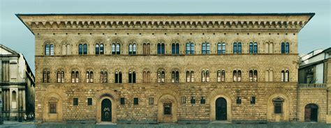 Medici House by Medici Palace 1444 1449 Florence Italy Architecture