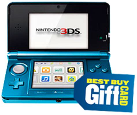 Check Bestbuy Gift Card - best buy nintendo 3ds console 119 after gift card