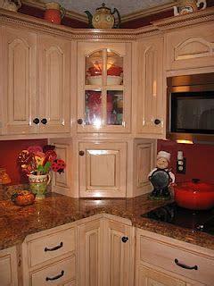 appliance garage corner kitchen cabinet